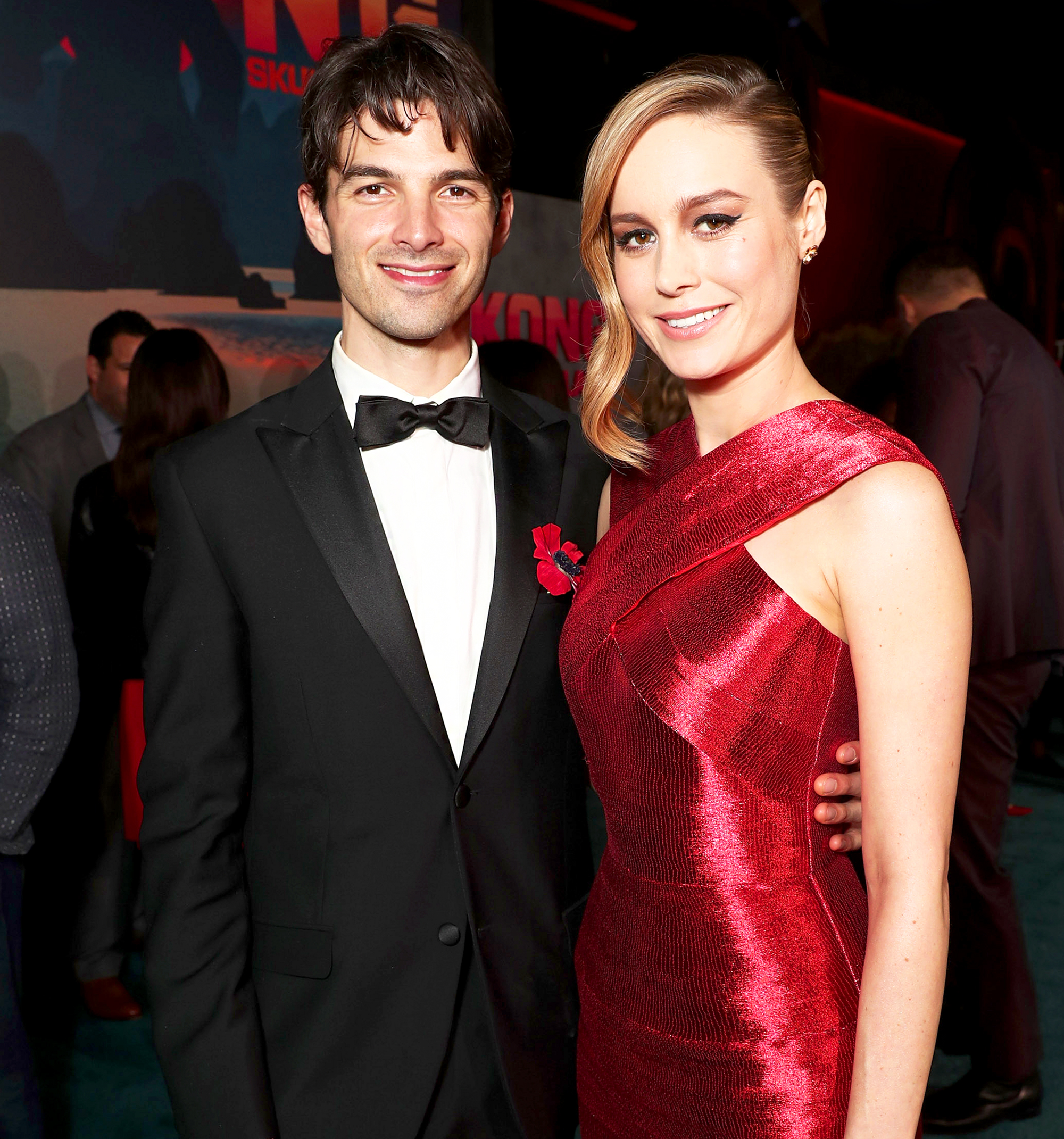 Brie Larson: My Fiance Alex Greenwald Is a 'Really Good Person'