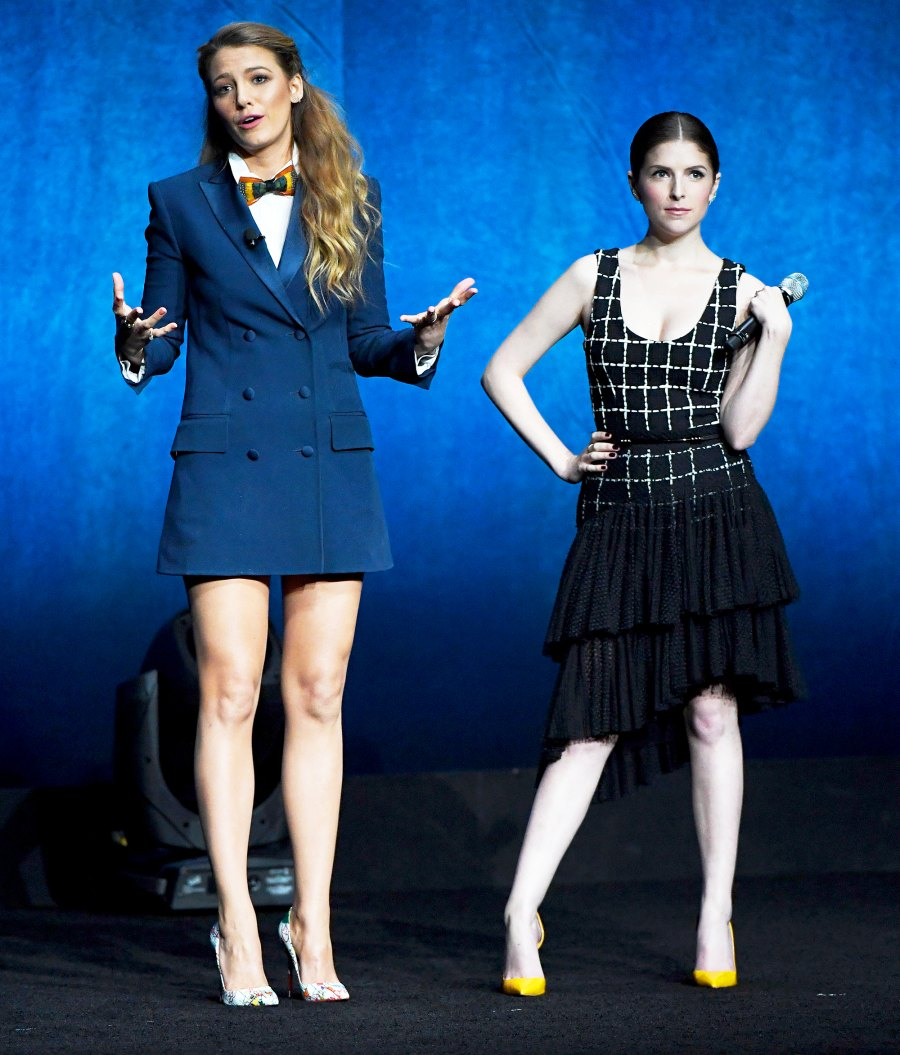 Blake Lively and Anna Kendrick Gallery