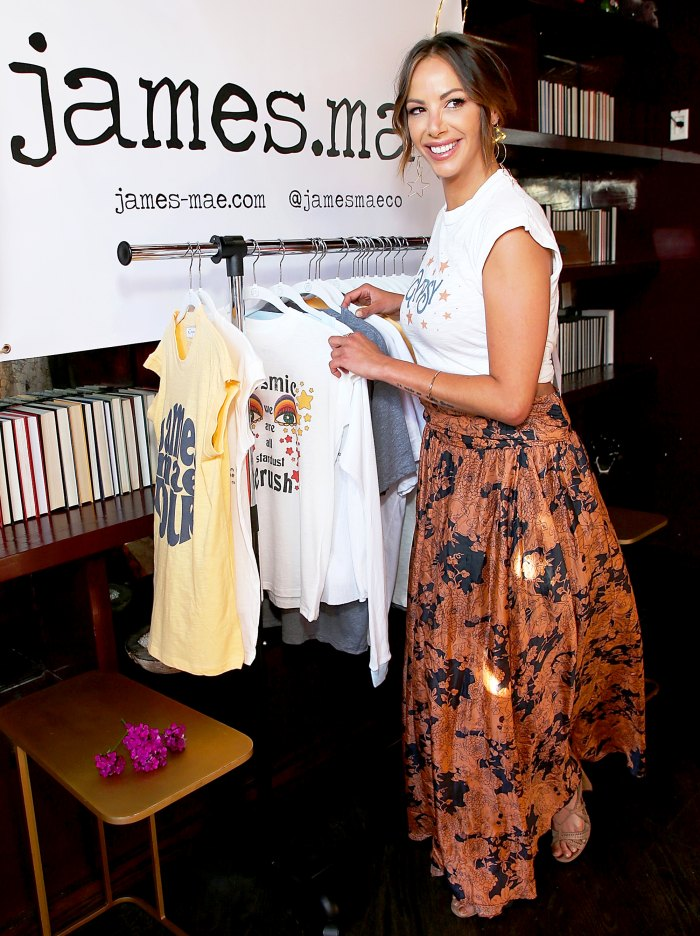 Kristen Doute attends Kristen Doute's James Mae Launch Party on June 28, 2018 in West Hollywood, California.