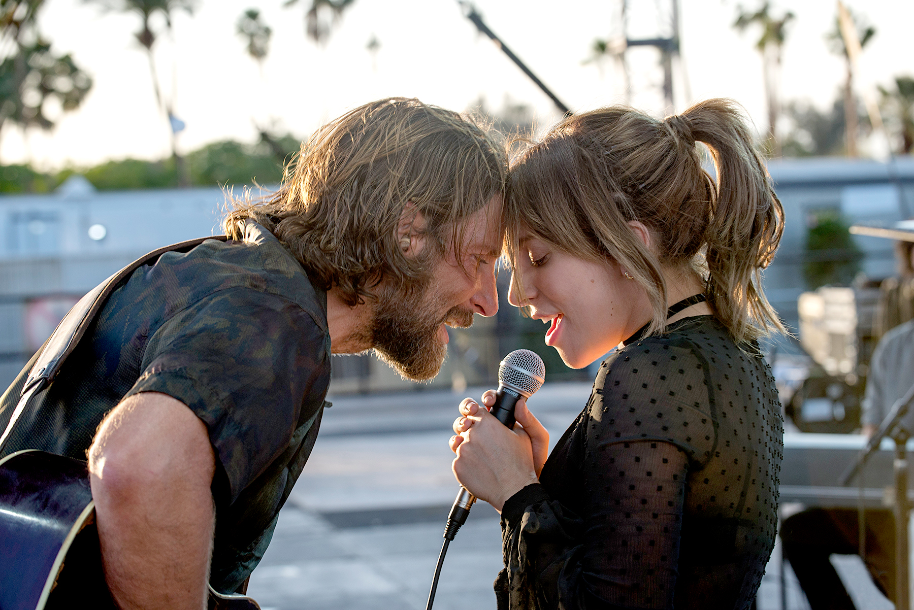 'A Star is Born' trailer starring Bradley Cooper and Lady Gaga