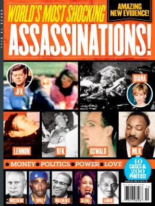 Worlds Most Shocking Assassinations Cover