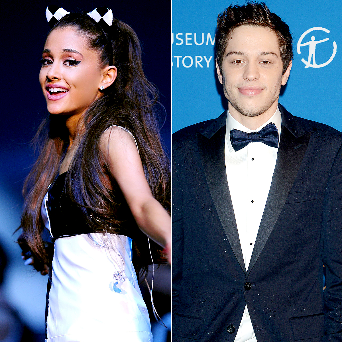 Ariana Grande gives hints about engagement with Pete Davidson