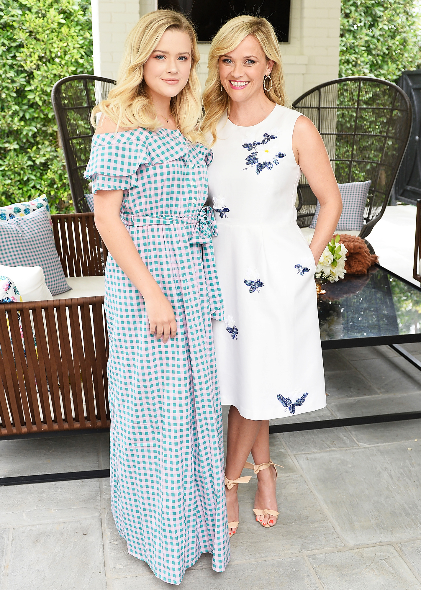 Reese Witherspoon Ava Phillippe Best Friends Unbreakable Bond
