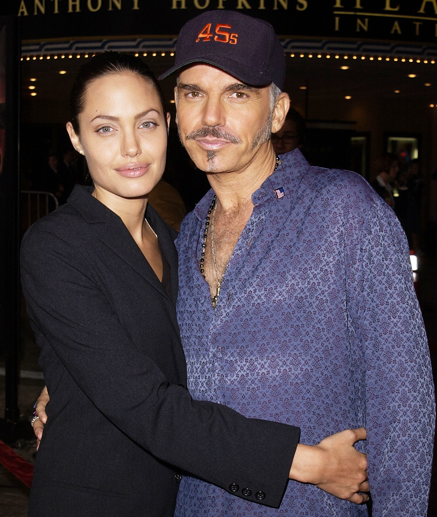 Angelina Jolie Billy Bob Thornton Still Friends