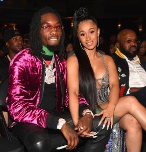 Offset and Cardi B married