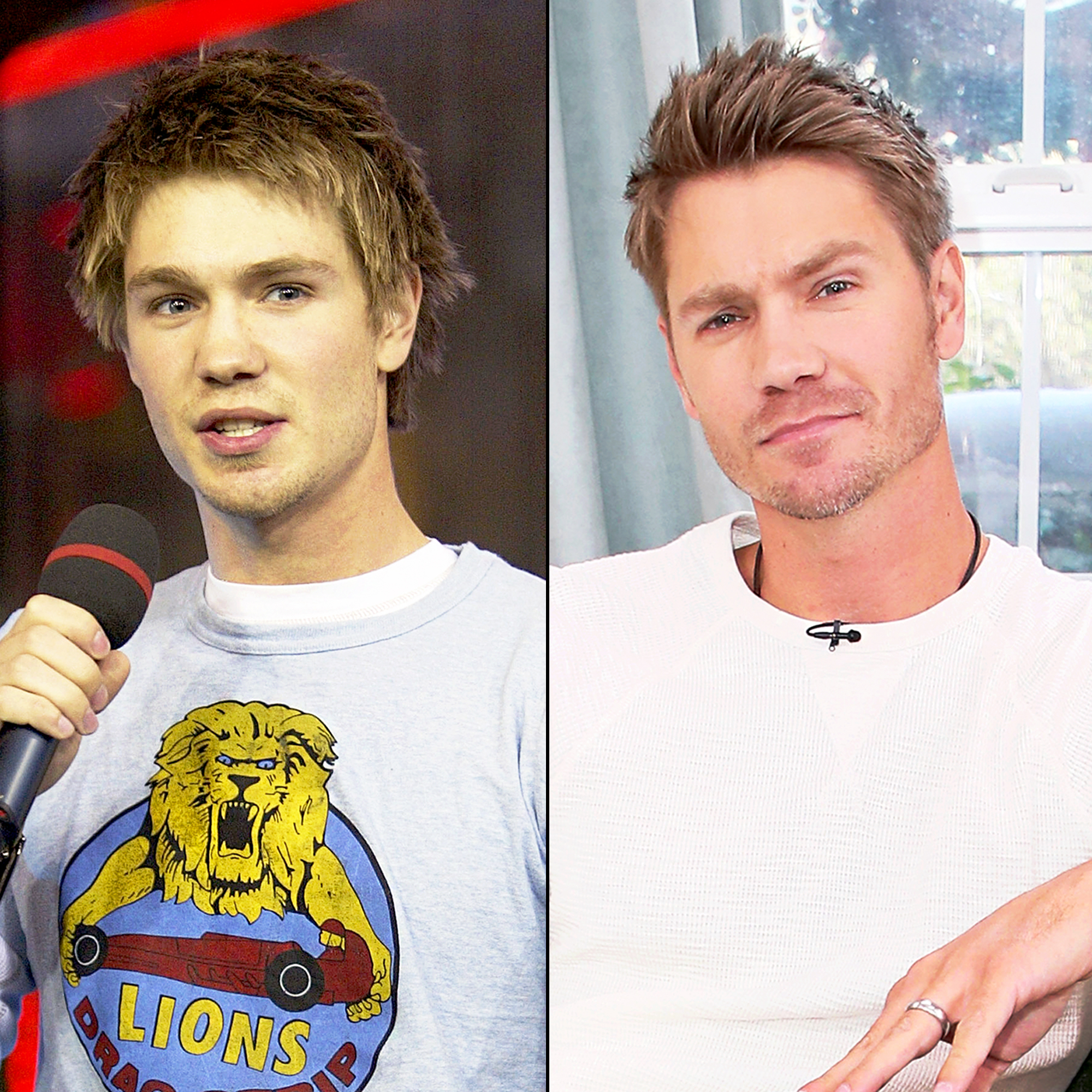 Chad Michael Murray - Murray was well-known before landing the role of Lucas Scott, Tree Hill's brooding basketball player. After being featured on Gilmore Girls and Dawson's Creek , he joined One Tree Hill for six seasons, briefly returned in season 7, then again for the final season in 2011.