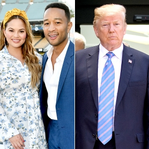 Chrissy-Teigen,-John-Legend-Trump-birthday