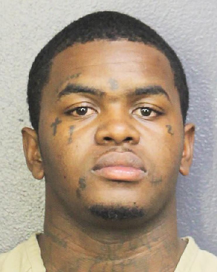 Dedrick Devonshay Williams Mugshot Arrest XXXTentacion Dead