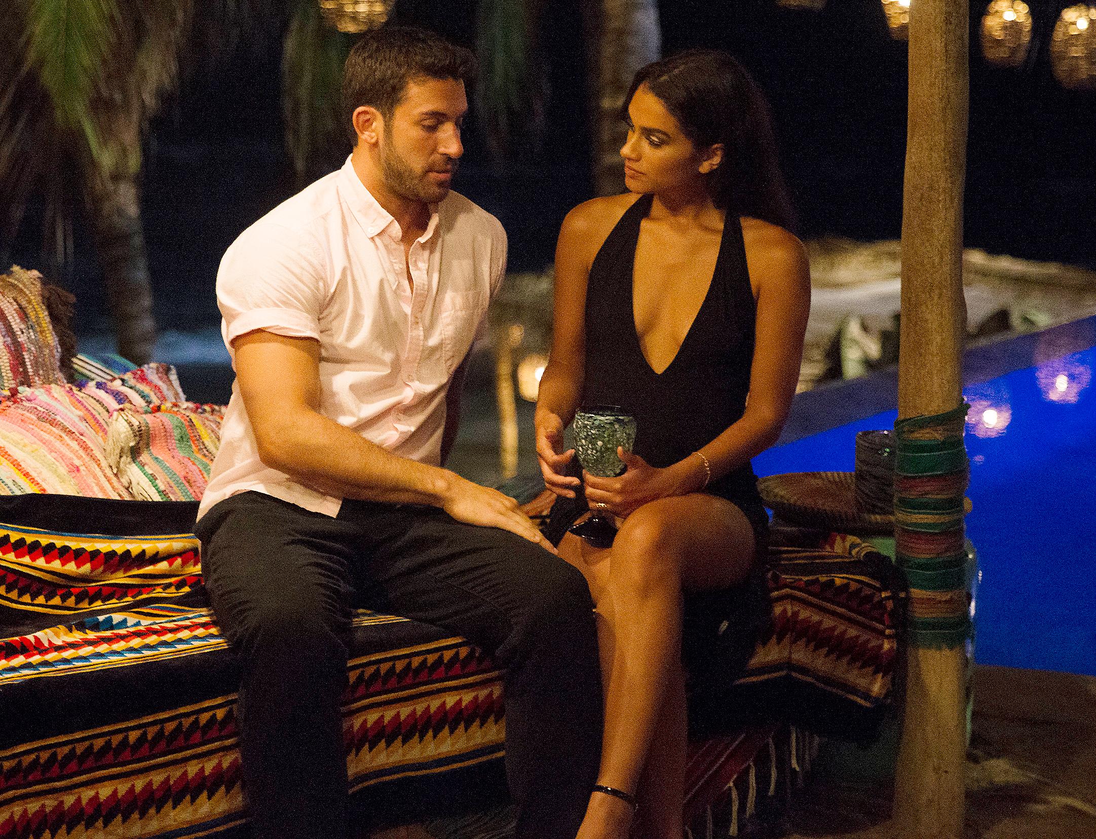 Derek Peth Taylor Nolan Bachelor in Paradise Split