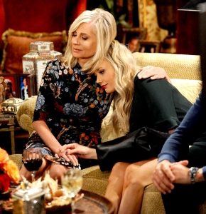 Eileen Davidson and Melissa Ordway on The Young and The Restless