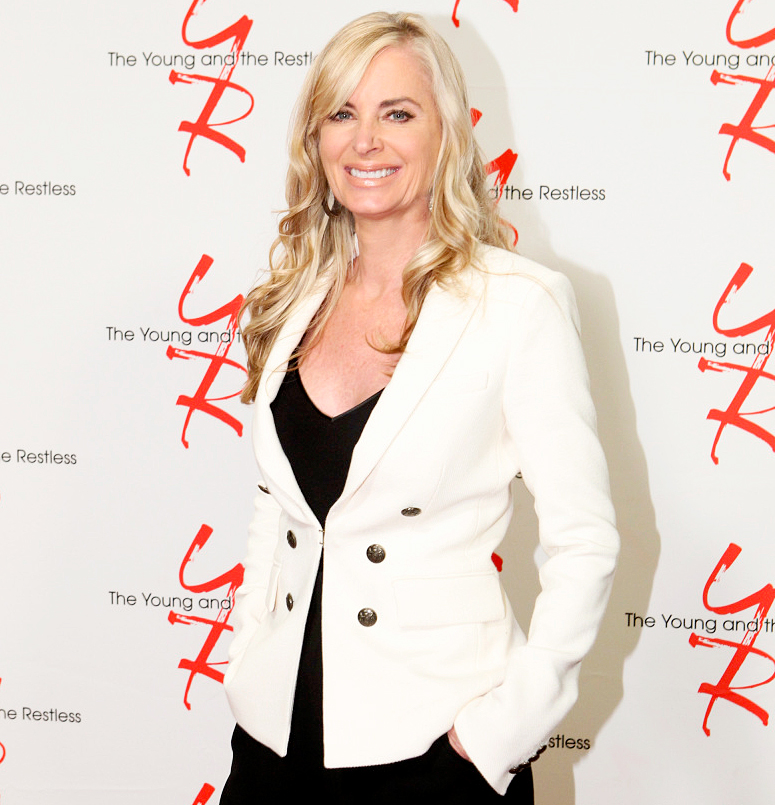 Eileen Davidson Quits 'The Young & the Restless' Amid Reports Of Pay Dispute