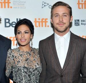 Eva Mendes, Ryan Gosling, Jimmy Kimmel