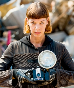 Pollyanna McIntosh as Jadis on The Walking Dead