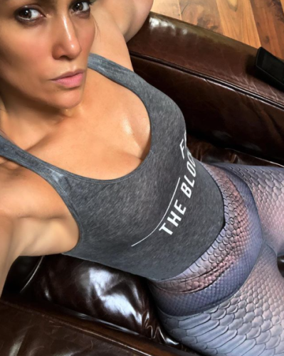4f649bcded10d4 Whether she's chillin' at home, in the gym or out and about, when JLo is  wearing athleisure gear you know she's killing it. Scroll down to see some  of her ...