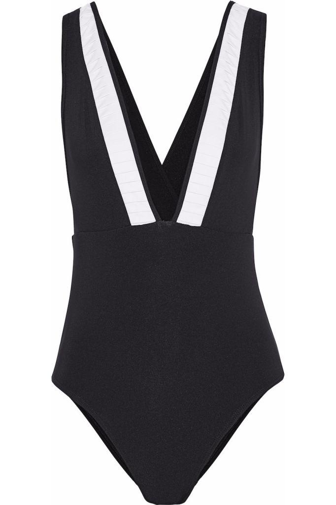 Jets Australia By Jessika Allen Pleated Swimsuit