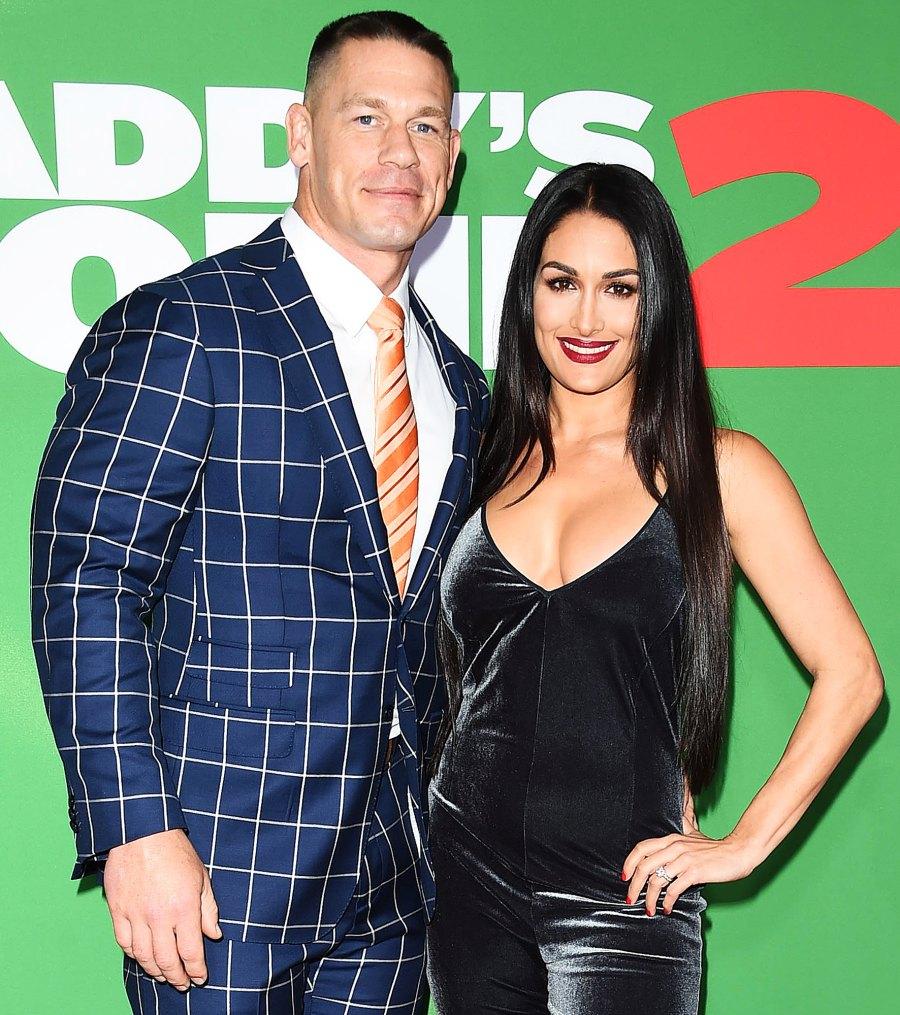 Hollywood's Broken Engagements John Cena Nikki Bella