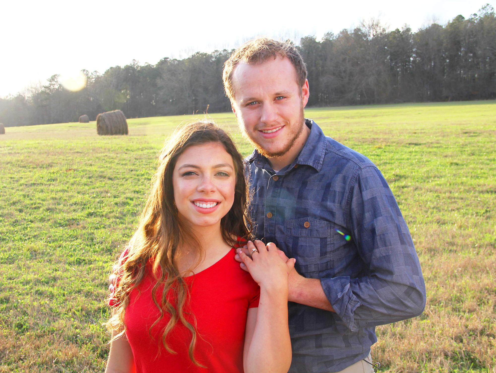 Counting On's Josiah Duggar Marries Lauren Swanson