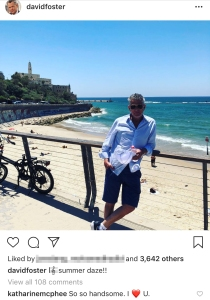 Katherine-McPhee-comments-David-Foster