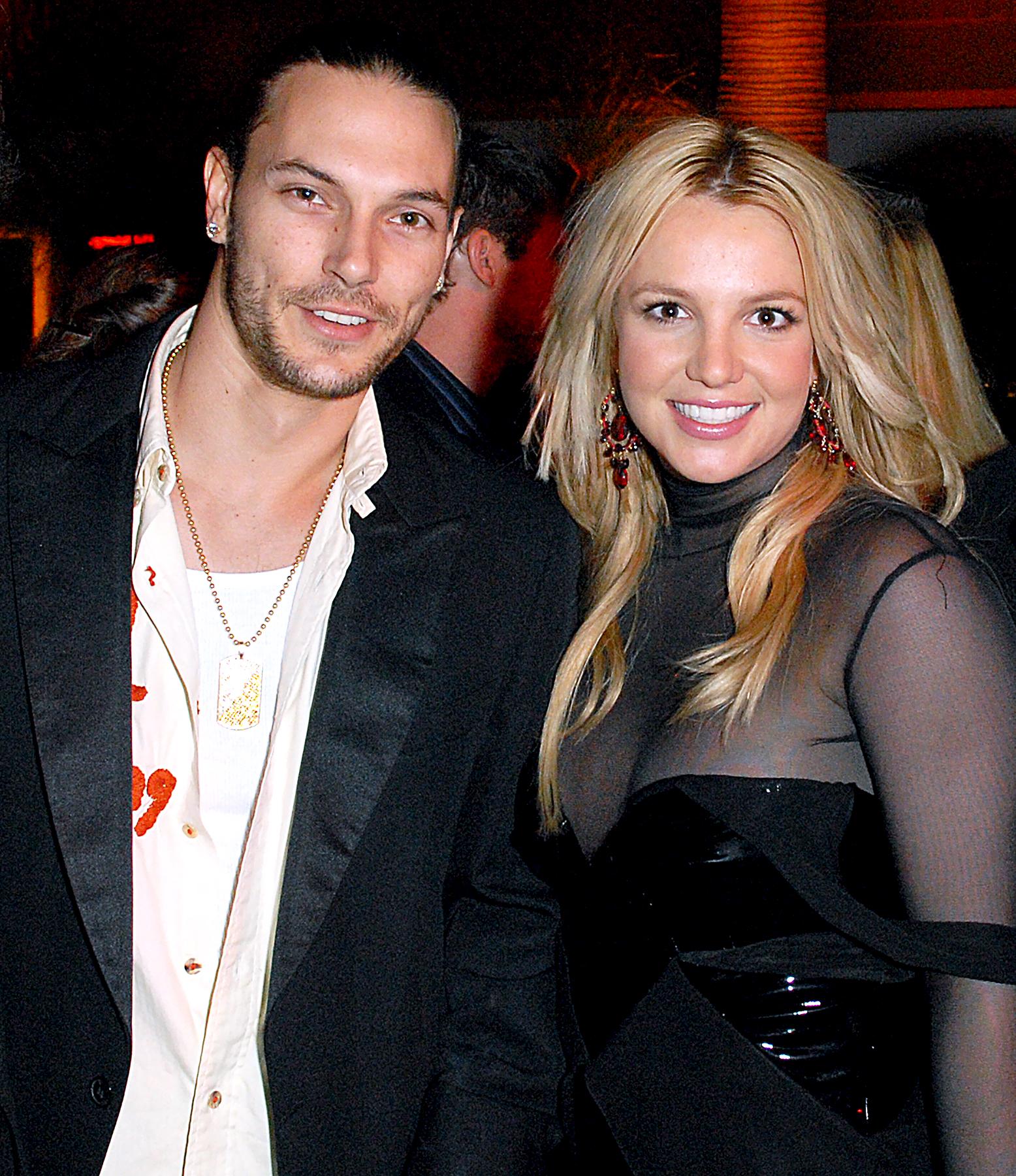 Britney e Kevin