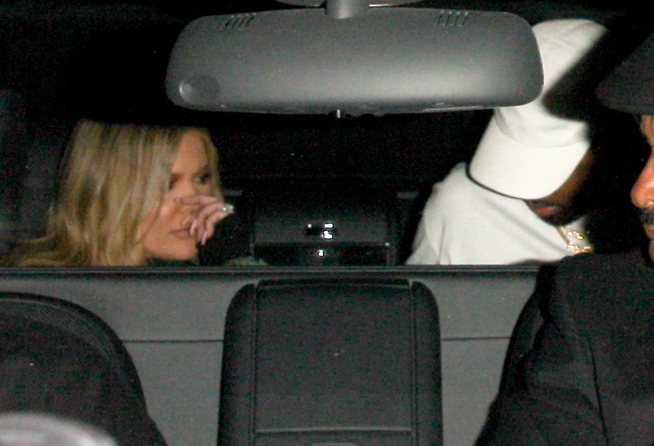Khloe Kardashian, Tristan Thompson Back in L.A. After Scandal