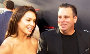 Lala Kent and Randall Emmett