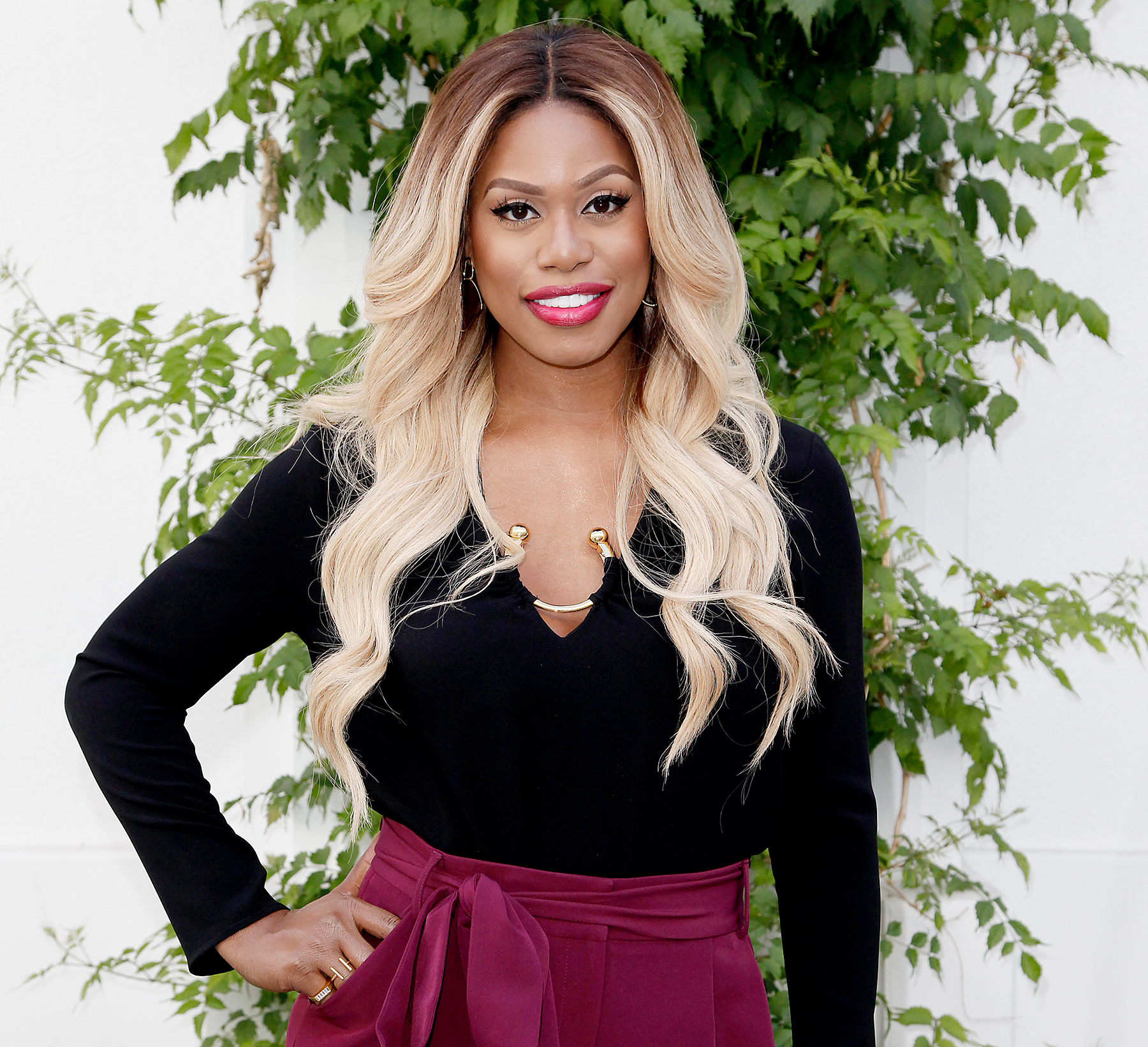 Laverne-Cox - Laverne Cox attends the 'Who Do You Think You Are?'