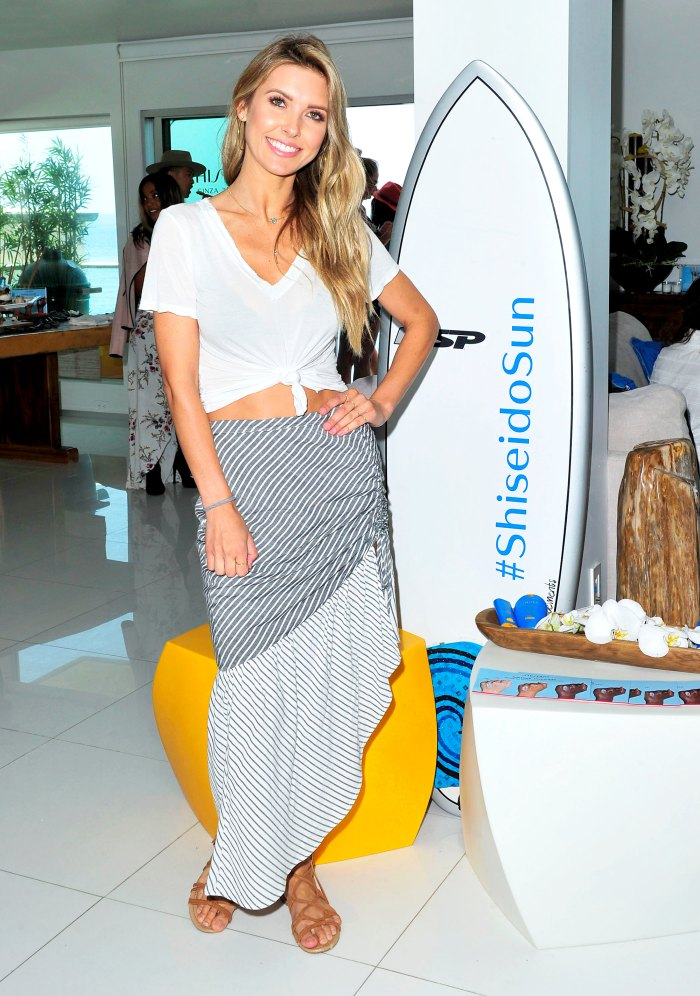 Audrina Patridge attends the Kick off of Summer with J Beauty Leader Shiseido with Shiseido Suncare on June 3, 2018 in Malibu, California.