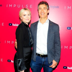 Maddie Hasson and Doug Liman