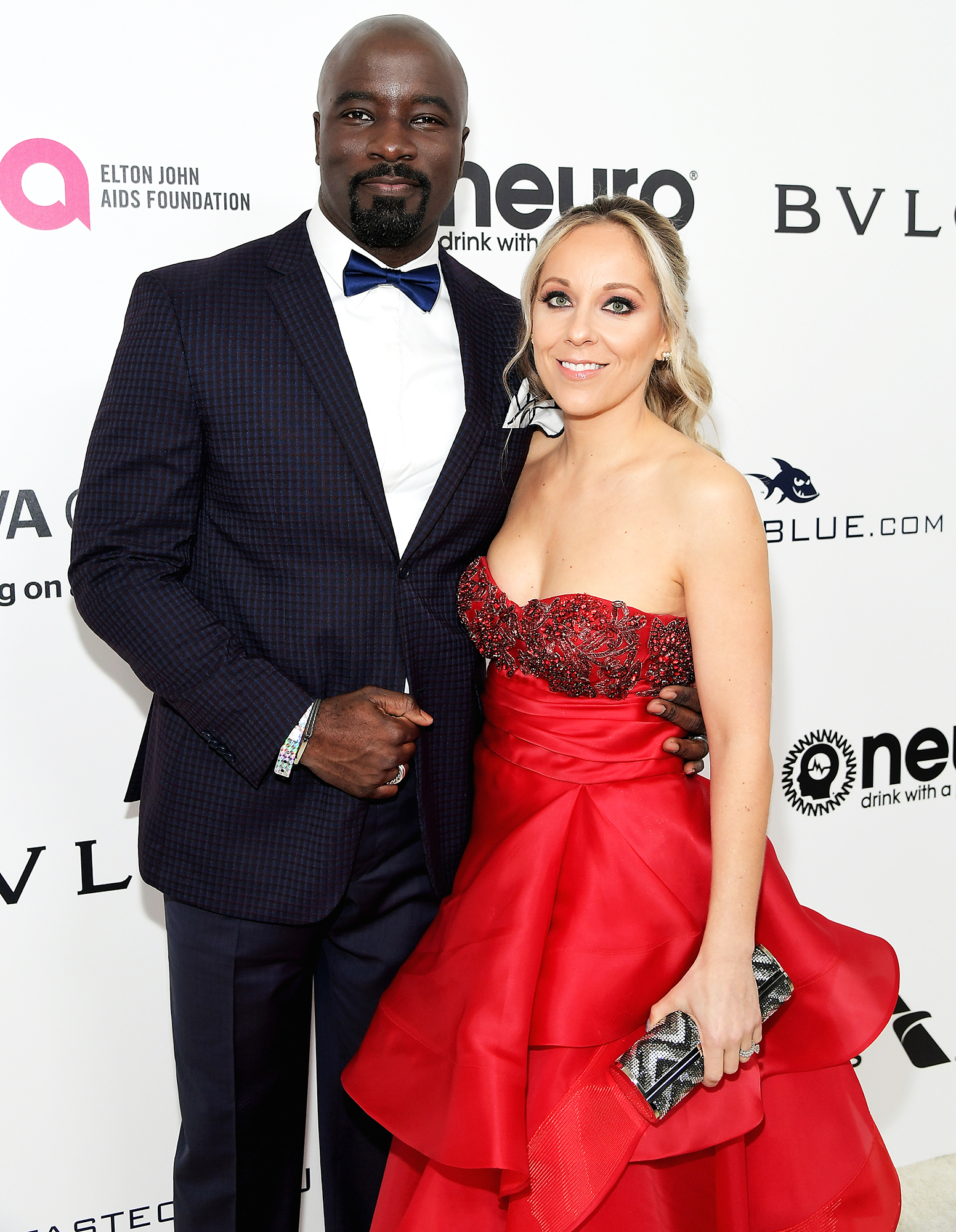 Mike Colter & Wife Iva Expecting Second Baby Girl!
