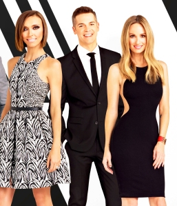 Giuliana Rancic, Jason Kennedy and Catt Sadler on 'E! News'