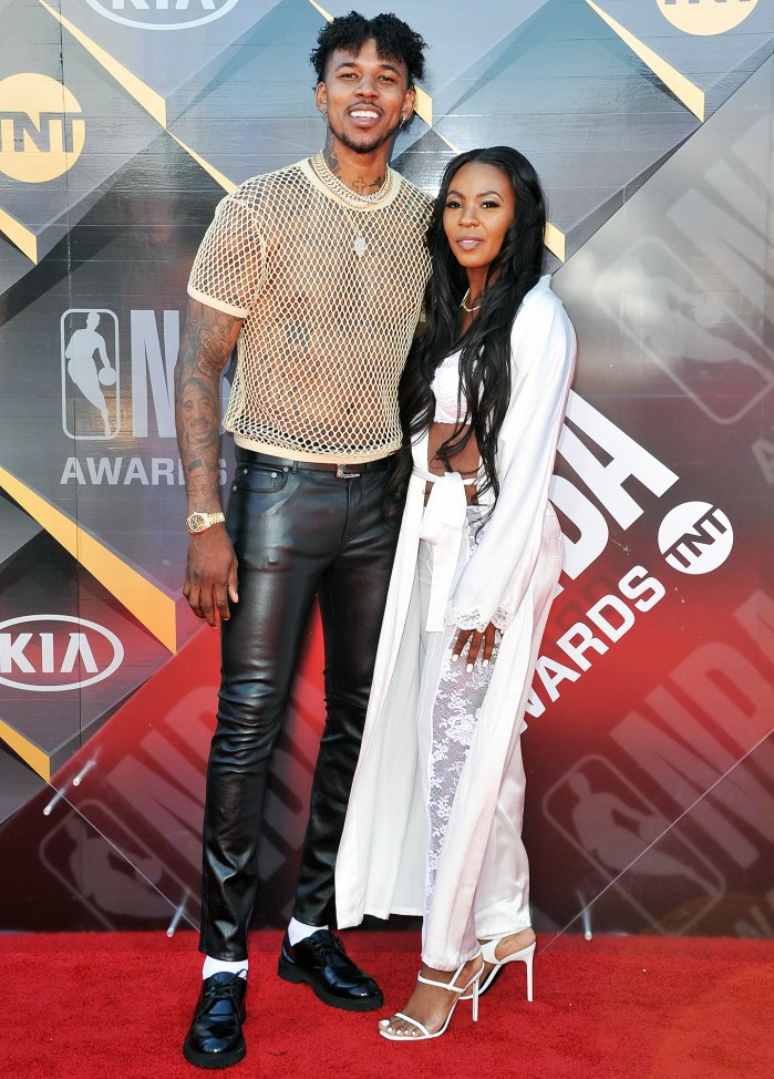 Who is dating nick young