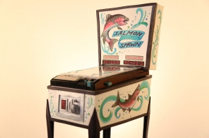 Pinball Machine Cake by Mike McCarey