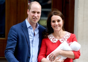 Prince-William,-Kate-Middleton-Announce-Prince-Louis'-Christening