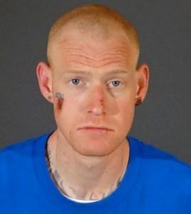 Redmond O'Neal, Attempted Murder, Mugshot