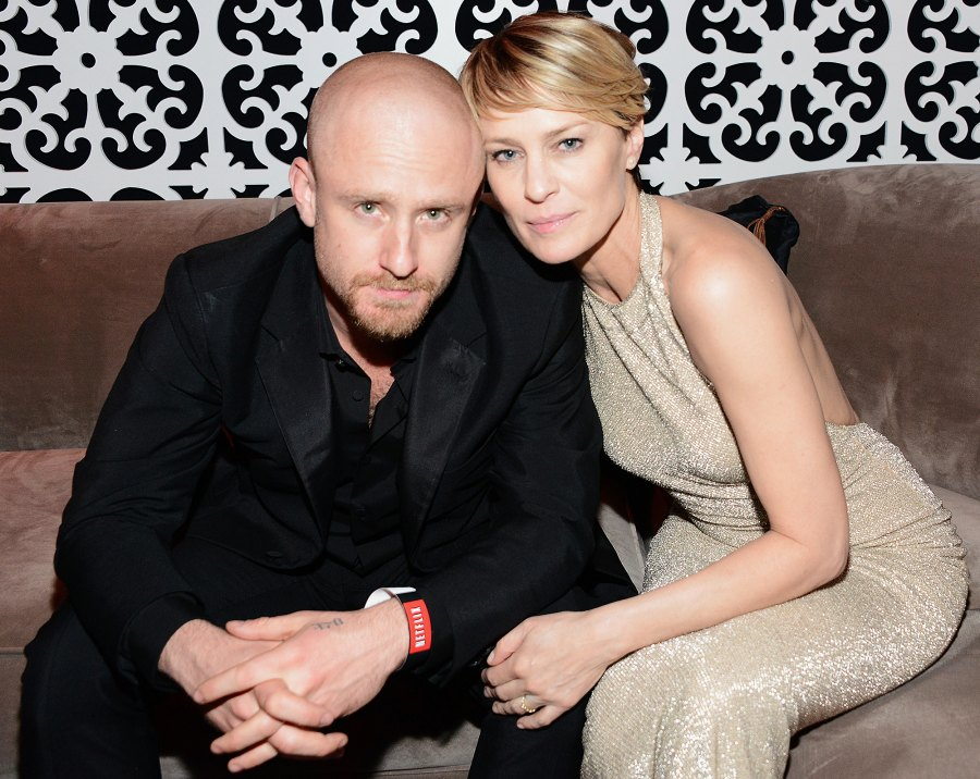 Hollywood's Broken Engagements Ben Foster Robin Wright