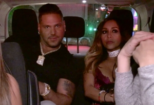 Ronnie Ortiz-Magro and Nicole Polizzi