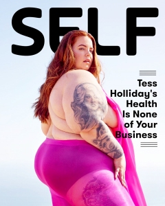 Tess Holliday Self Magazine Cover
