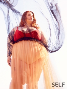 Tess Holliday Self Magazine