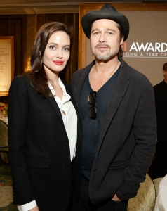 Brad Pitt ad Angelina Jolie Temporary Custody Agreement