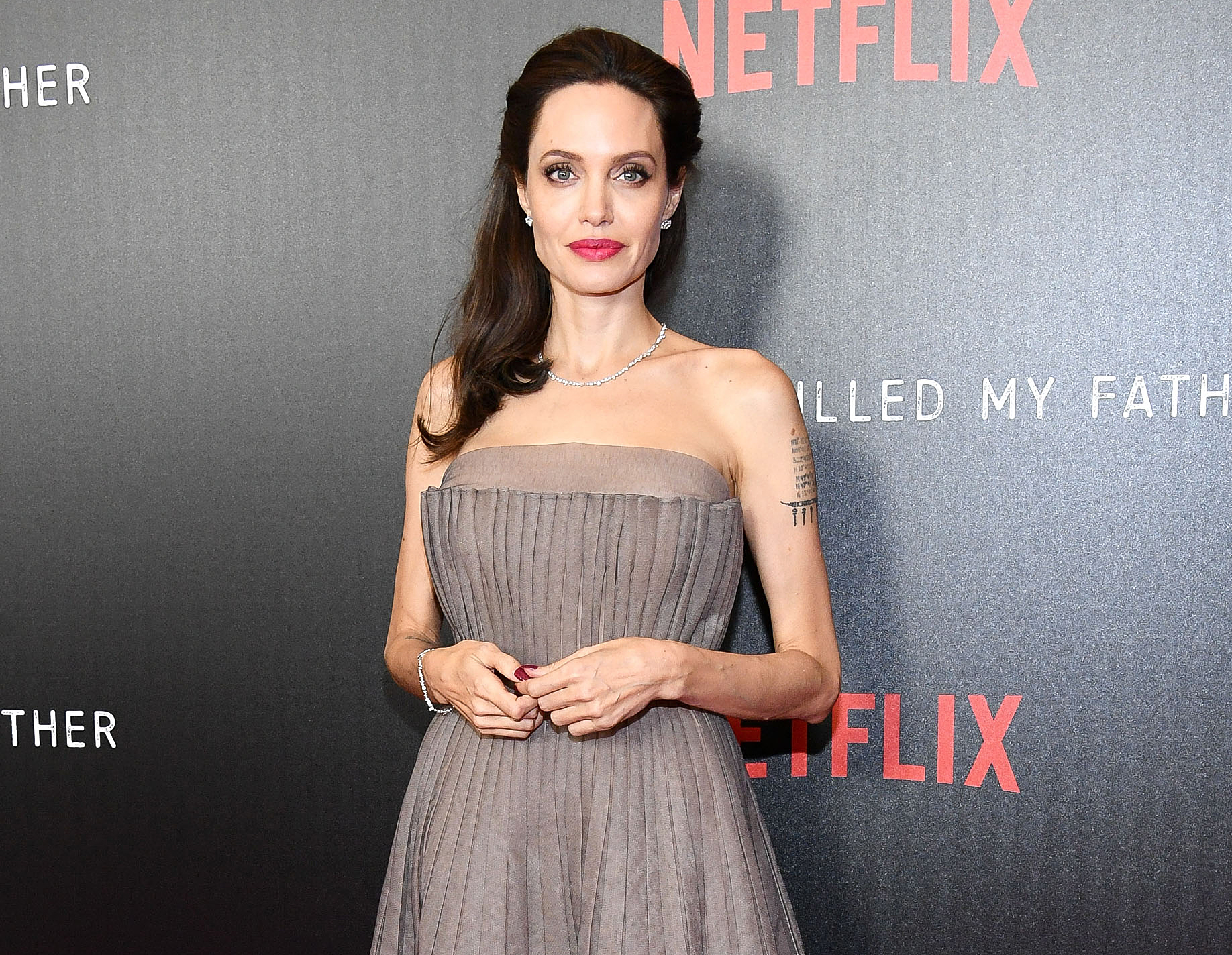 'No relationship with their father is harmful': Angelina Jolie may lose custody
