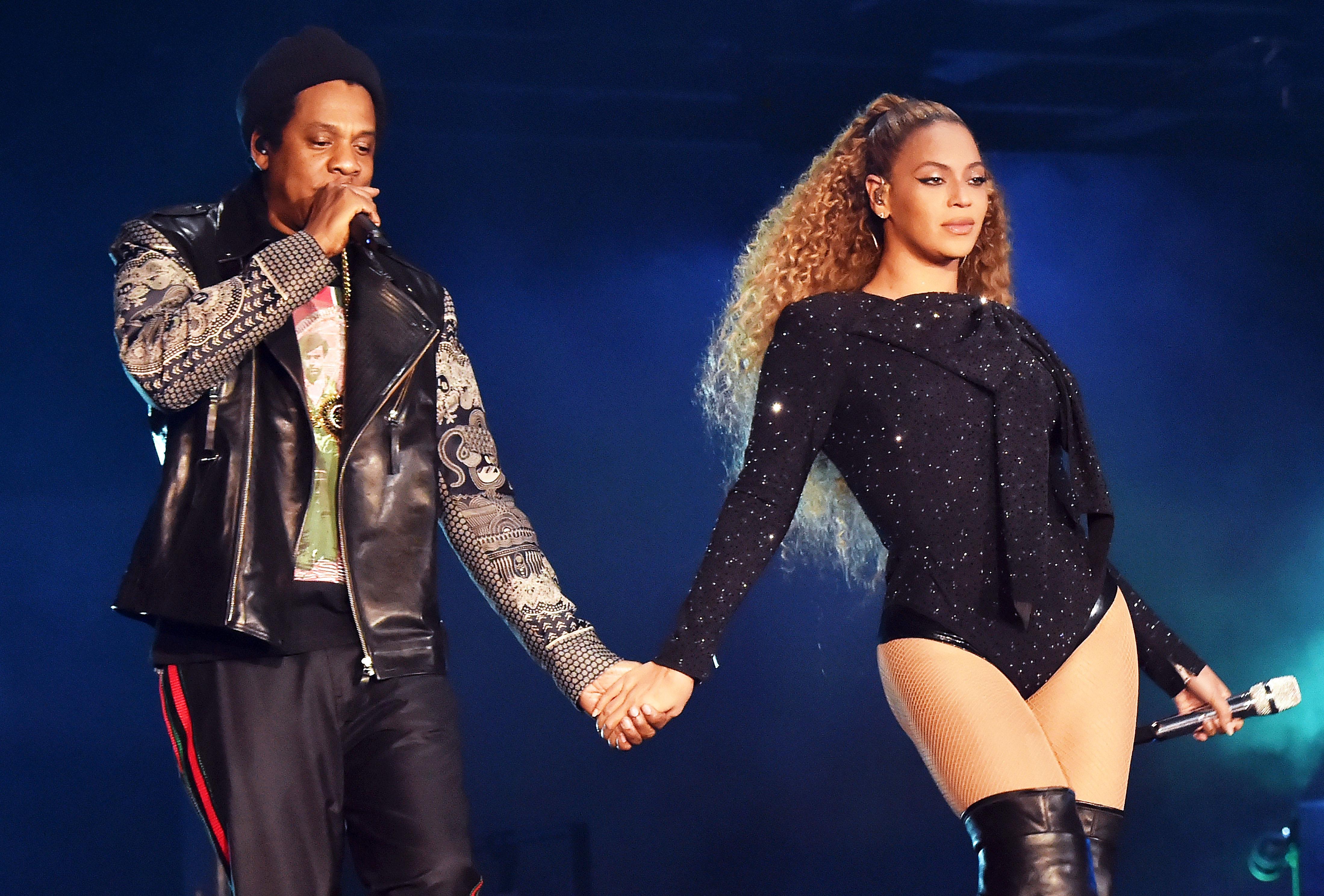 Did Beyoncé Recreate Her Best Music Video Looks as OTR II