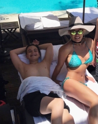 Britney Spears Bikini Son Miami