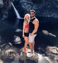 Britney Spears and Sam Asghari Instagram