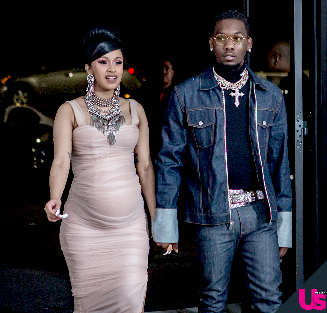 Inside Cardi B And Offset S Baby Shower Pics