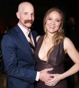 Erika Christensen pregnant
