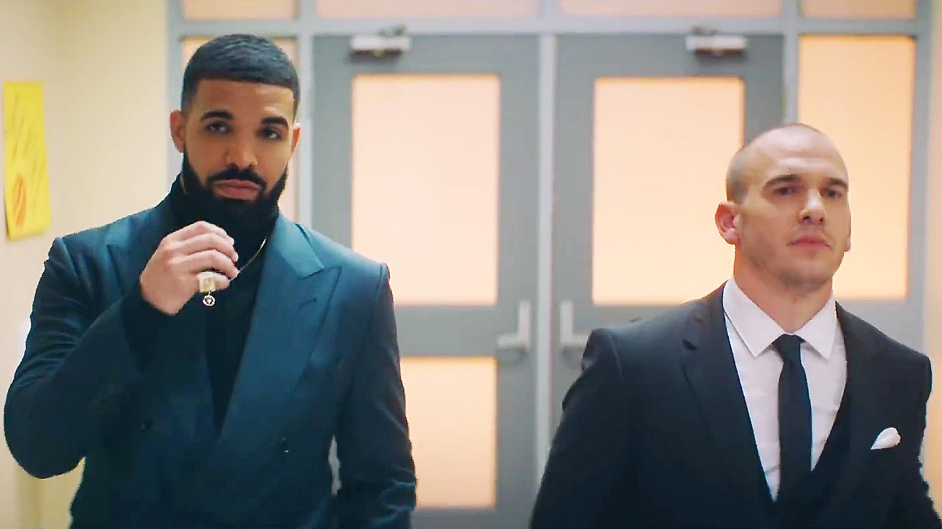 Drake Degrassi Reunion I'm Upset