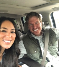 Chip and Joanna Gaines family
