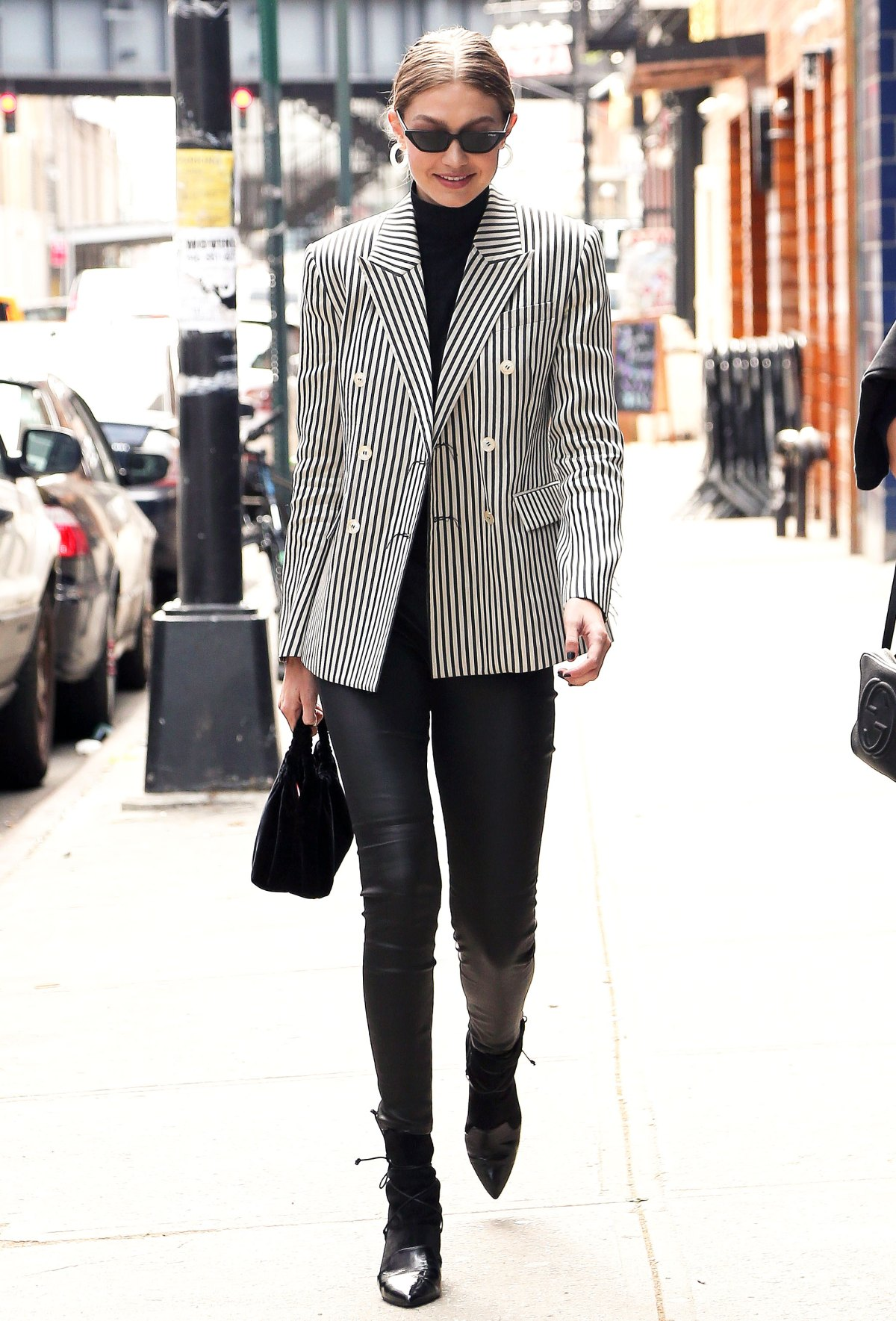 df3a895eca7d Gigi Hadid s Best 2018 Street Style Fashion  Pics