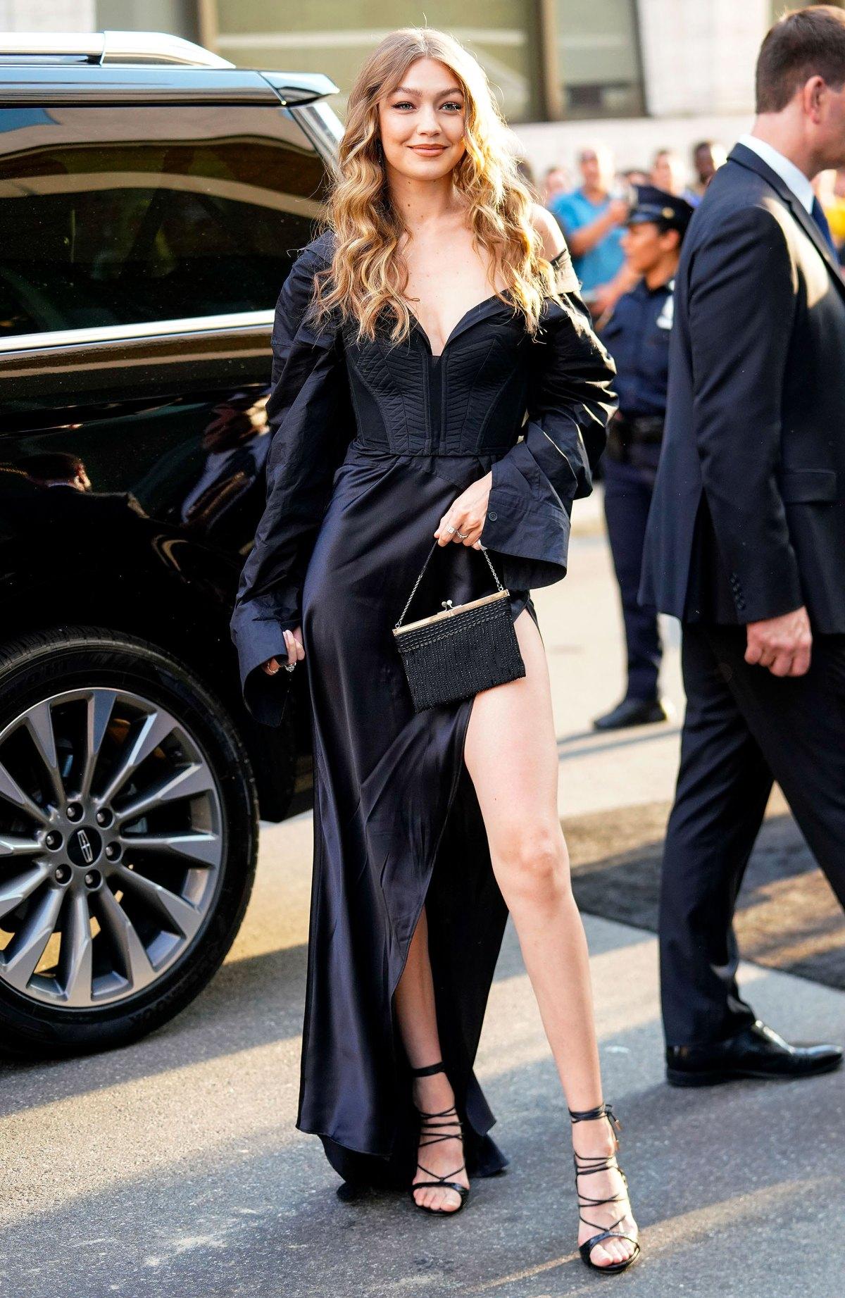 c206f322e78b Gigi Hadid s Best 2018 Street Style Fashion  Pics
