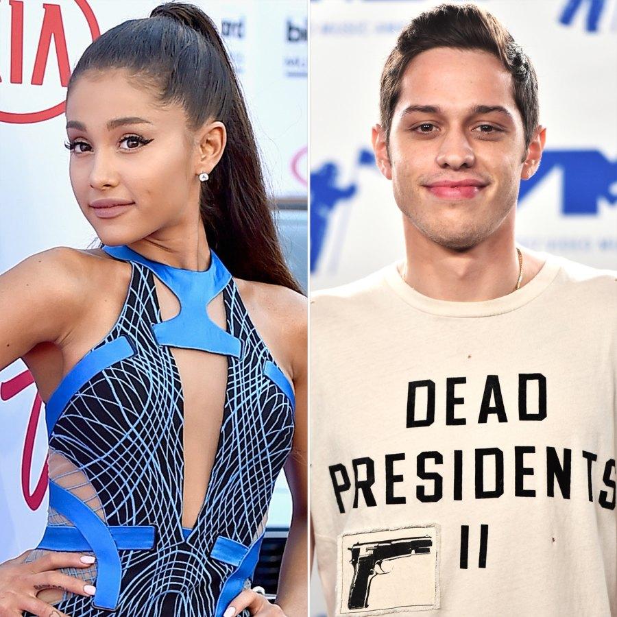 Ariana Grande and Pete Davidson WhirlWind Romance